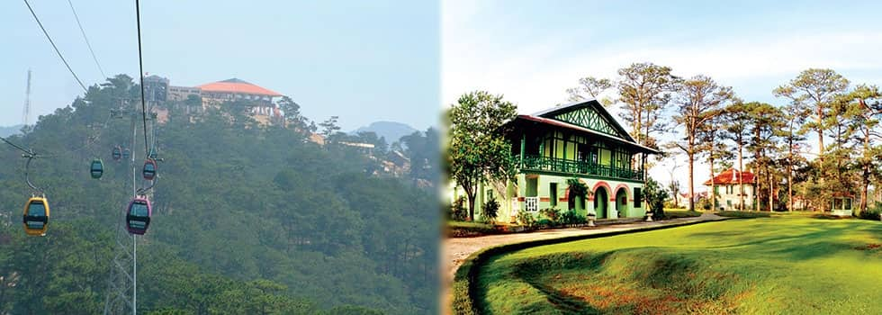 DALAT CITY TOUR (1DAY)