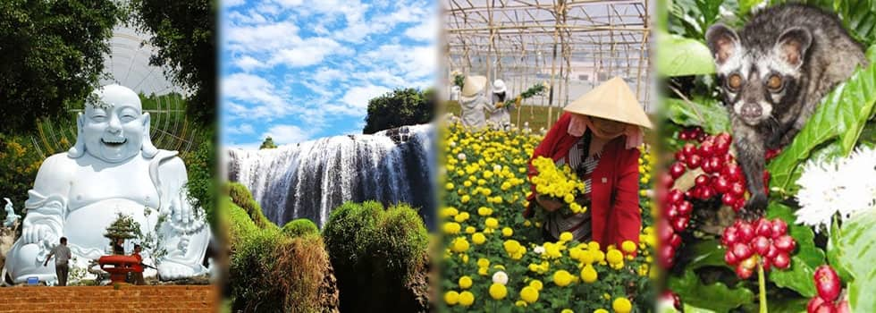 DALAT COUNTRYSIDE TOUR (1DAY)
