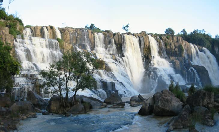 Dalat Waterfalls Tour