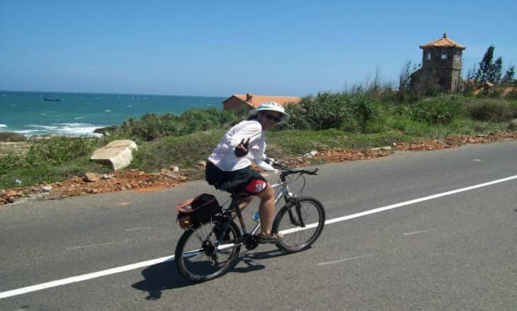 6 DAYS CYCLING TO SAI GON
