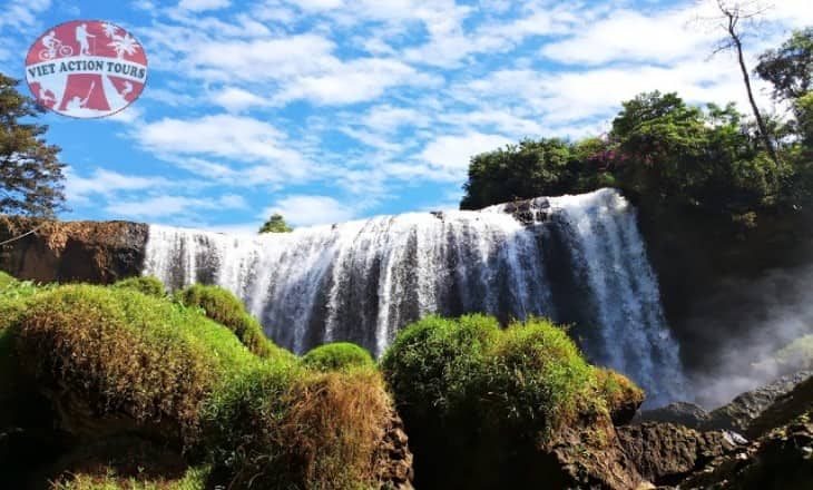Dalat Waterfalls Tour