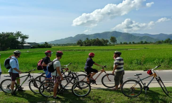 2 DAY CYCLING TO NHA TRANG