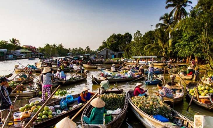 MEKONG DELTA TOUR 2DAYS 1 NIGHT