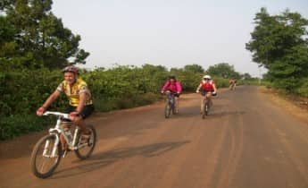 2 Days cycling to Mui Ne