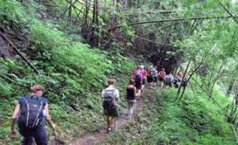 WATERFALLS TREKKING TOUR