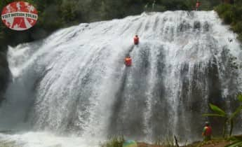 SHORT OPTION OF DALAT CANYONING