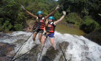 FULL OPTION OF DALAT CANYONING TOUR